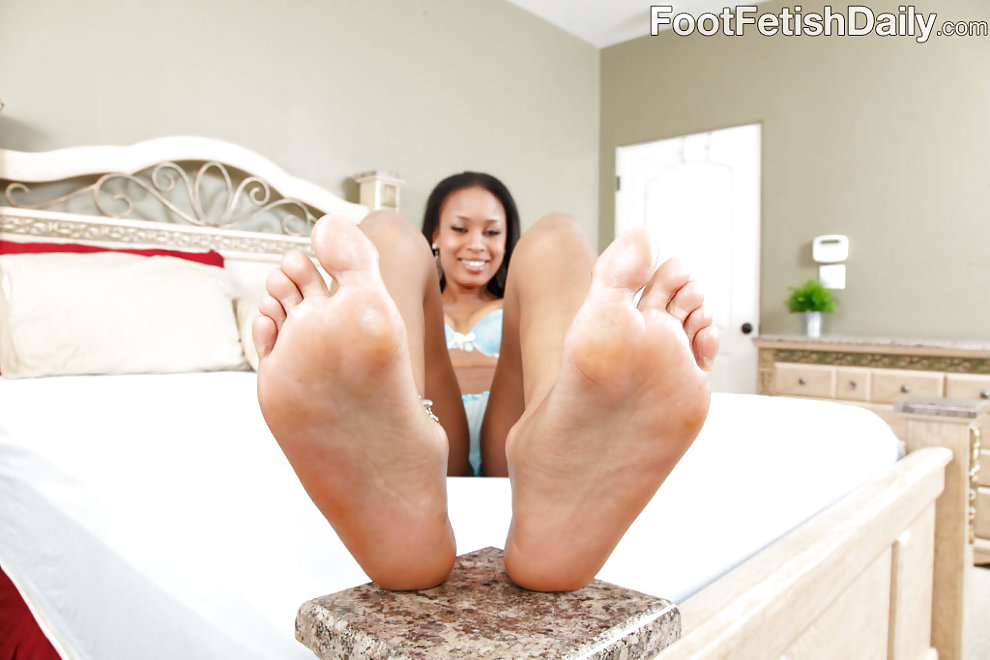 Mckenzie sweet foot worship and interracial sex
