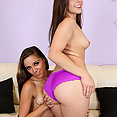 Zoe Foxx and Gracie Glam - image