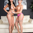 Britney Amber and Kimberly Kendall - image
