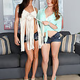 Hope Howell and Dani Jensen - image