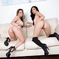 Heather Vahn and Rachel Roxxx - image