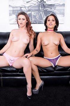 Karlie and Mia