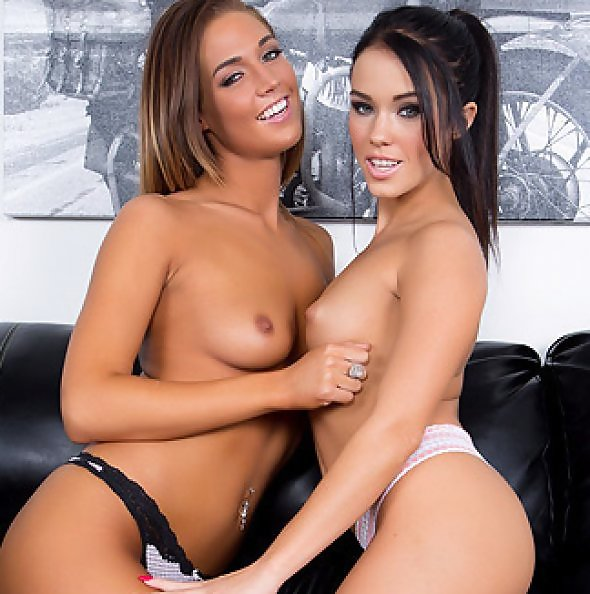 Megan Rain and Val Dodds