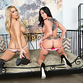 Alyssa Lynn and Starri Knight - image