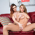 Karlie and Viola - image