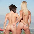 Xandra Sixx and Darcie Dolce - image