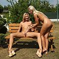 Cayla Lyons and Lola - image