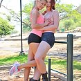 Melody and Lena FTVGirls - image