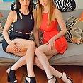 Lana Rhoades and Stella Cox - image