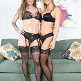Natasha Starr and Val Dodds - image