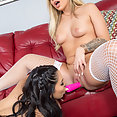 Missy Martinez and Madelyn Monroe - image