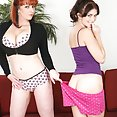 Ashlyn Rae and Kylie Ireland - image