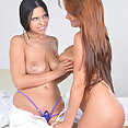Sheila Grant and Kira Queen - image
